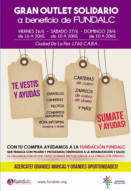 Outlet Solidario Fundalc