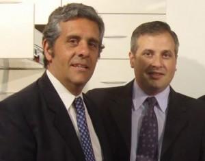 Ing. Raúl Almada y Lic. Walter Ruaro, socios de Qtech