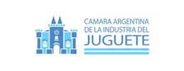 La Cámara Argentina de la Industria del Juguete, es una asociación civil sin fines de lucro que promueve el desarrollo de la industria nacional, en representación del sector y nucleando a más de 200 fabricantes de juguetes en Argentina.