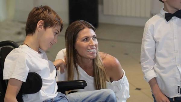 Sheila Graschinsky creó la Fundación Ian para tener un espacio de contención y acercarles también a las demás familias información sobre la discapacidad (Getty Images)